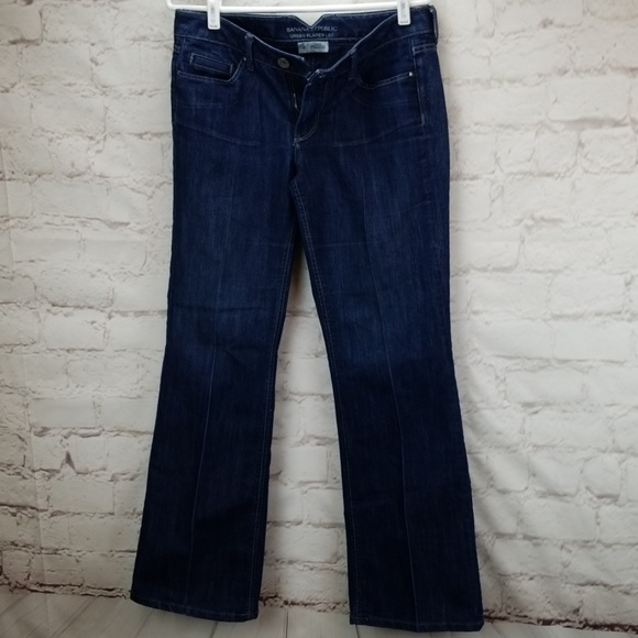 Banana Republic Denim - Banana Republic Flare Leg